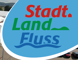 Messe Stadt, Land, Fluss
